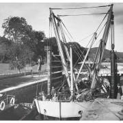 Gate Lifter III, Muirtown Staircase Locks, Caledonian Canal, early 1930s