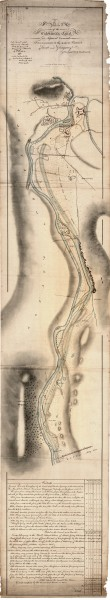 8 Sketch of the Caledonian Canal & Adjacent Grounds 1811sm