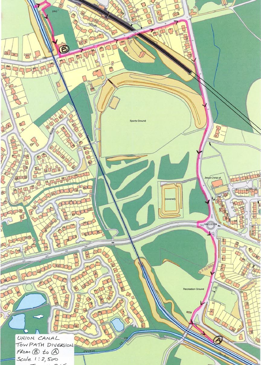 falkirk-tunnel-towpath-diversion